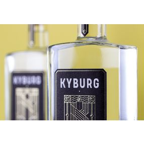 Many fine details and 3D embossings make Gin Kyburg a real eye-catcher.