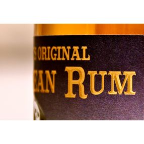 RHINO™ sample rum close up